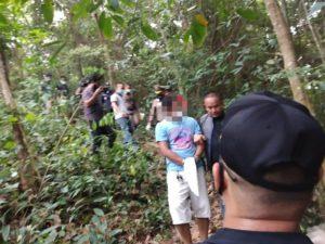 กองปราบ ร่วมกับ ภ.จว.สงขลา และ ชุดสืบสวน ภ.9 จับกุมพ่อใจมารสังหารโหดลูกในไส้  ปาดคอดับ ยัดกระสอบฝังดินหมกกลางป่ายาง หวังอำพรางคดี