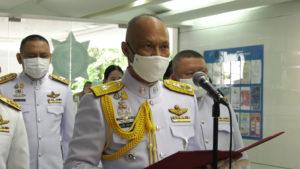 ผบก.สส. นำข้าราชการตำรวจในสังกัดร่วมพิธีถวายสัตย์ปฏิญาณเพื่อเป็นข้าราชการที่ดี และลงนามถวายพระพร เนื่องในโอกาสมหามงคลวันเฉลิมพระชนมพรรษา 68 พรรษา