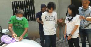 ผู้ใหญ่บ้านใจเด็ด! นำกำลังตำรวจจับกุมผู้ค้ายาบ้า 2 ราย พร้อมยา 4,000 เม็ด