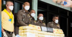 ตร.สืบนครบาล 3 ขยายผลเครือข่ายาดเสพติดพบ ของกลางเพิ่มจาก 2.4 ล้าน เป็น 4.4 ล้านเม็ด